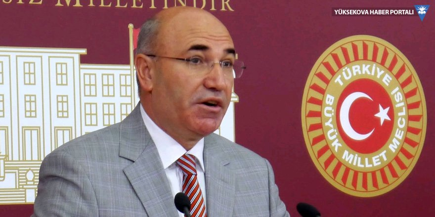 CHP'li Tanal'dan Trump hakkında suç duyurusu