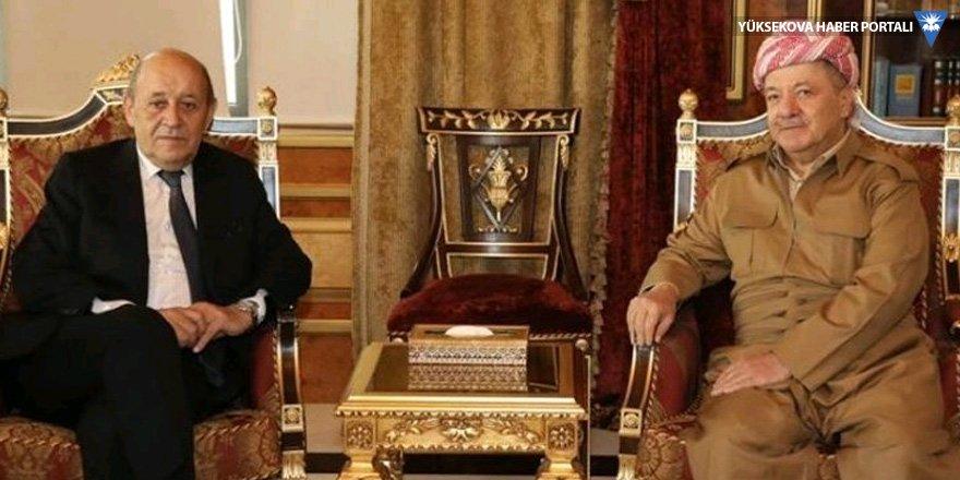 Barzani: Kürtlerin ödediği bedel göz önünde bulundurulmalı