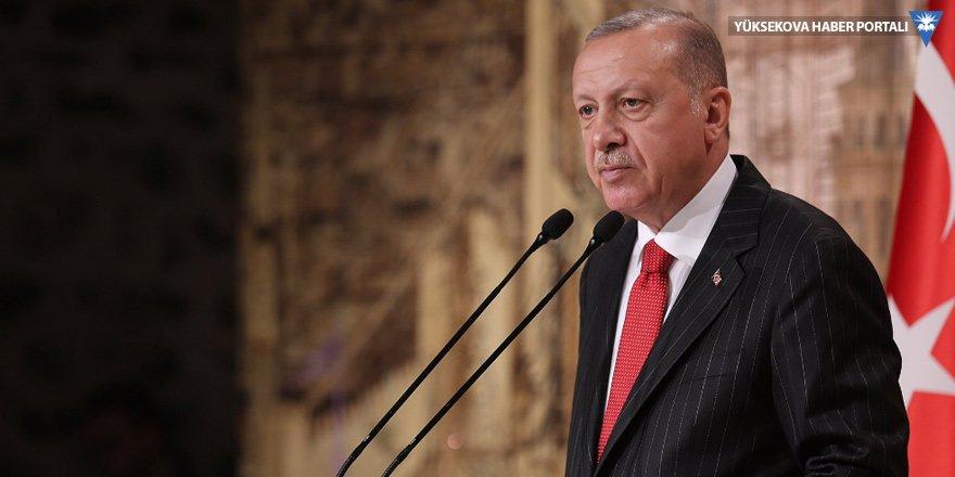 Erdoğan: Sancılı bir dönemde ABD ziyaretini icra ediyoruz