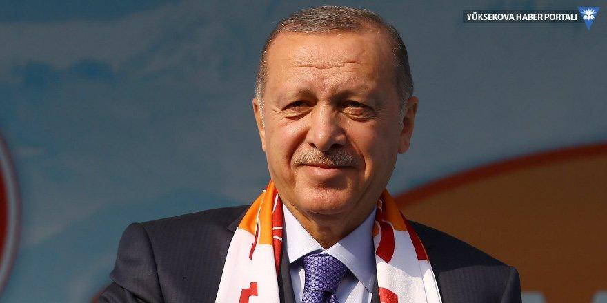 Erdoğan: Verdiğimiz süre bittiği an harekata devam edeceğiz