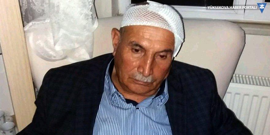 Kürtçe konuşan yaşlı adama saldırı dosyası kapatıldı