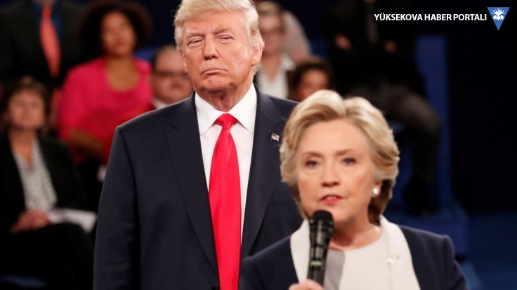 Clinton, Trump'ın Erdoğan'a mektubuyla dalga geçti