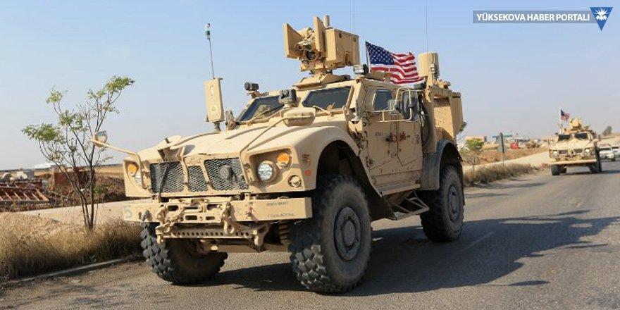 ABD Suriye'den Irak Kürdistan Bölgesi'ne çekildi