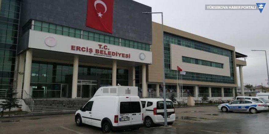 Erçiş Belediyesi'ne kayyım atandı