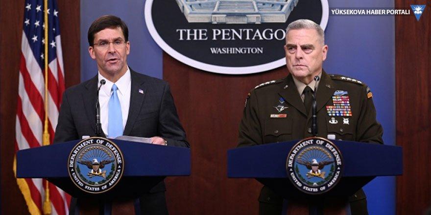 ABD: Bağdadi operasyonunda iki kişi de yakalandı