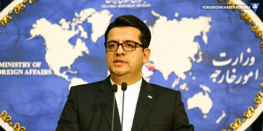 İran Dışişleri: ABD'nin Bağdadi'yi öldürmesi büyük bir eylem değil