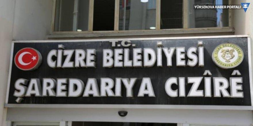 HDP'li Cizre Belediyesi'ne de kayyım atandı