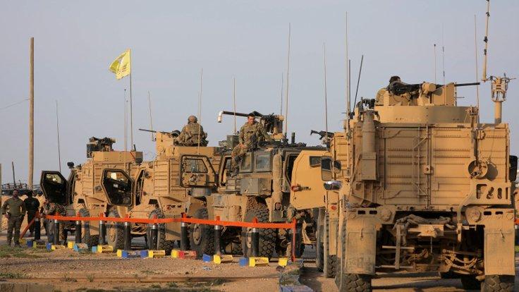 Suriye'deki petrol yerel yönetimin kontrolünde
