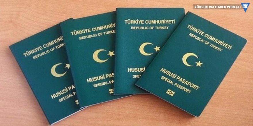 500 bin dolara yeşil pasaport