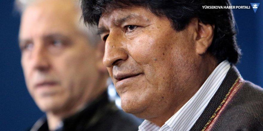 Bolivya'da darbe: Morales istifa etti