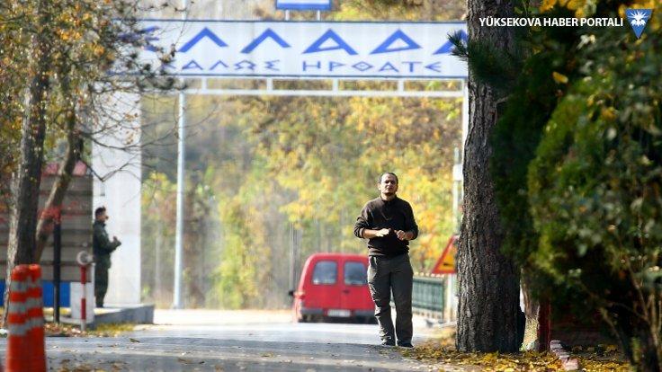 Sınır dışı edilen IŞİD üyesinin tampon bölgede bekleyişi sürüyor