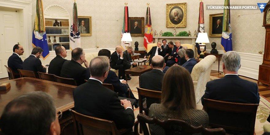 Cumhurbaşkanı Erdoğan, ABD'li senatörlerle görüştü
