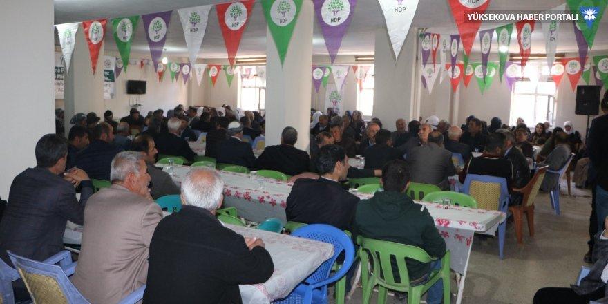 HDP'den Kutlu Doğum Haftası etkinliği