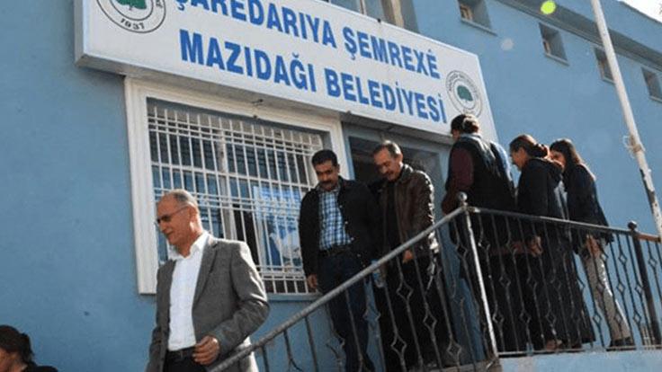HDP'li dört belediye başkanı gözaltında