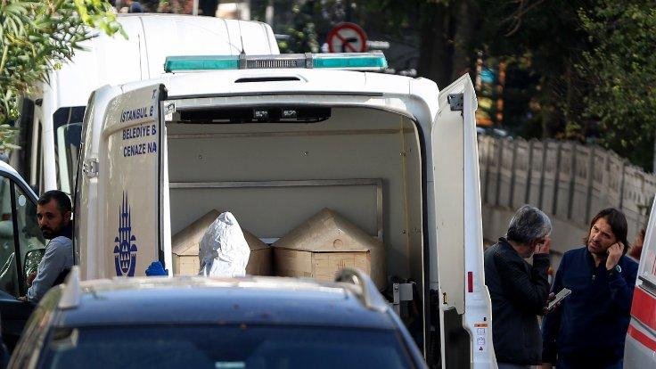 3 kişi ölü bulundu: Yine siyanür