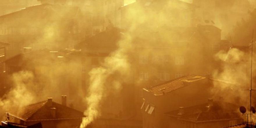 Hava kirliliği: 'Sessiz katil' demek lazım