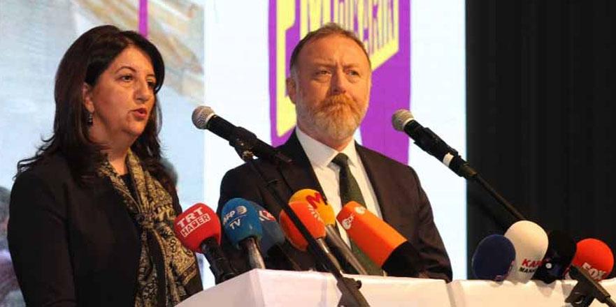 HDP erken seçim çağrısı yaptı