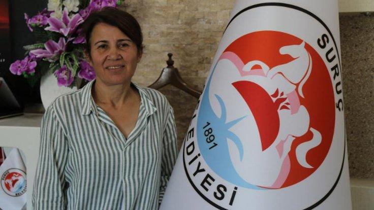 Suruç Belediye Eşbaşkanı Hatice Çevik tutuklandı