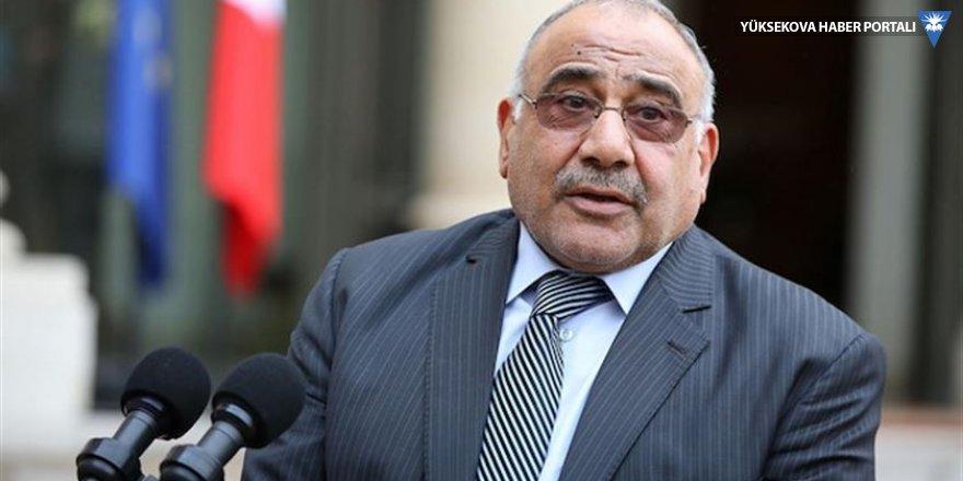 Adil Abdulmehdi'nin istifası kabul edildi