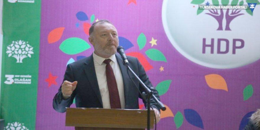 HDP erken seçim çağrısını yineledi
