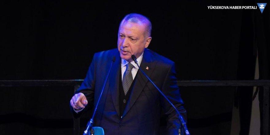 Erdoğan: Dış politikası bağımsız bir Türkiye var