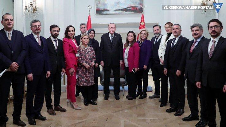 Erdoğan: Güvenli bölgenin imarına sadece bir ülke destek verdi