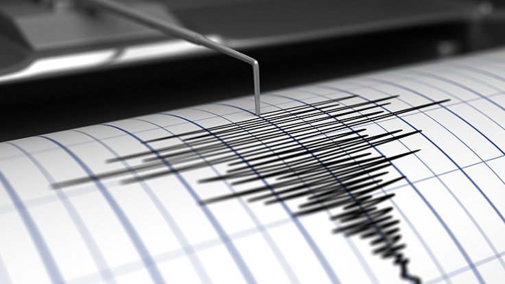 Ağrı'da 3.5'lik deprem
