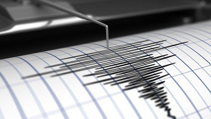 Ankara'da 3,9'luk deprem