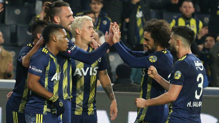 Fenerbahçe, Gençler'i 5-2 yendi