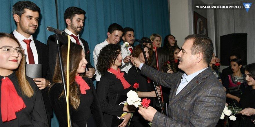 Hakkari'de Kültürel Çeşitlilik konseri