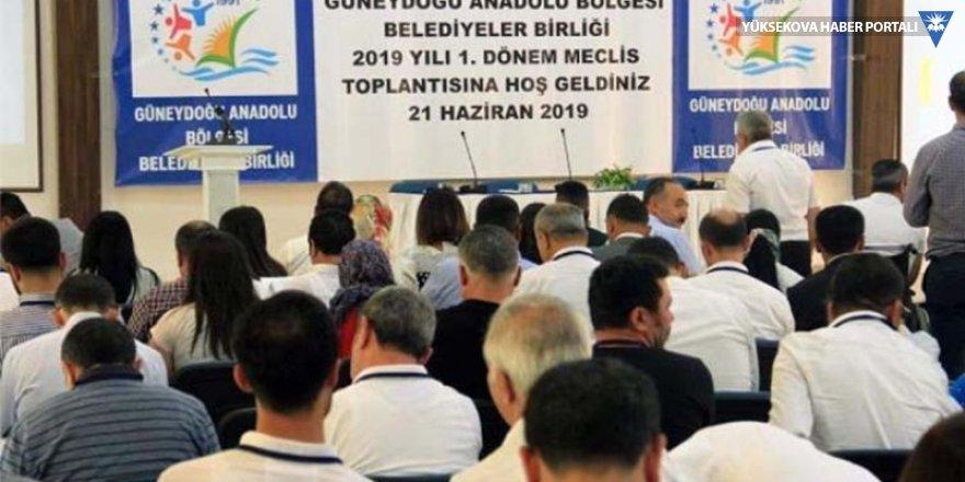 HDP'li belediyeler GABB'den ayrıldı