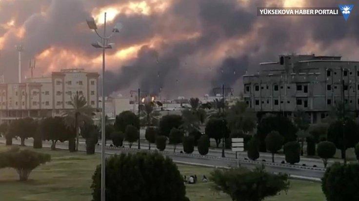 BM: Aramco saldırısında kullanılan silahların İran yapımı olduğu doğrulanmadı
