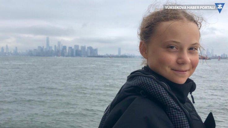 TIME, 'Yılın İnsanı'nı seçti: Greta Thunberg