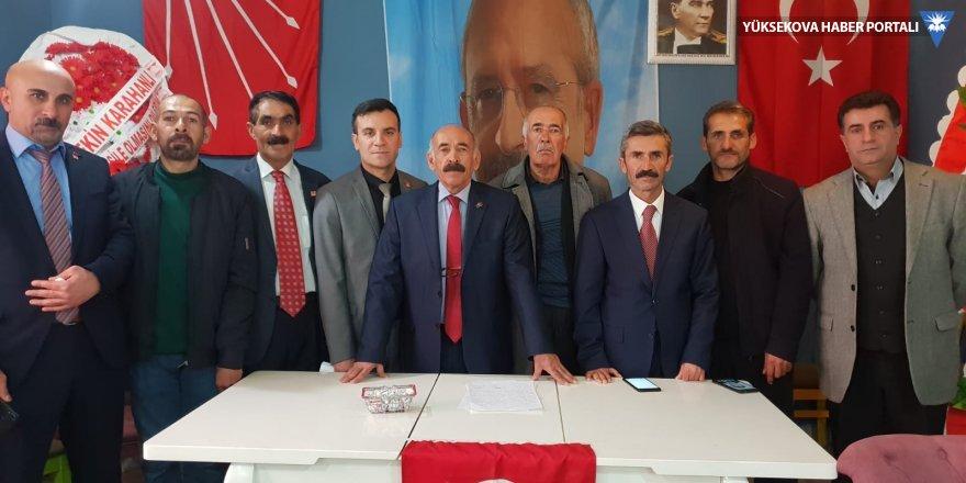 CHP Yüksekova ilçe kongresi yapıldı