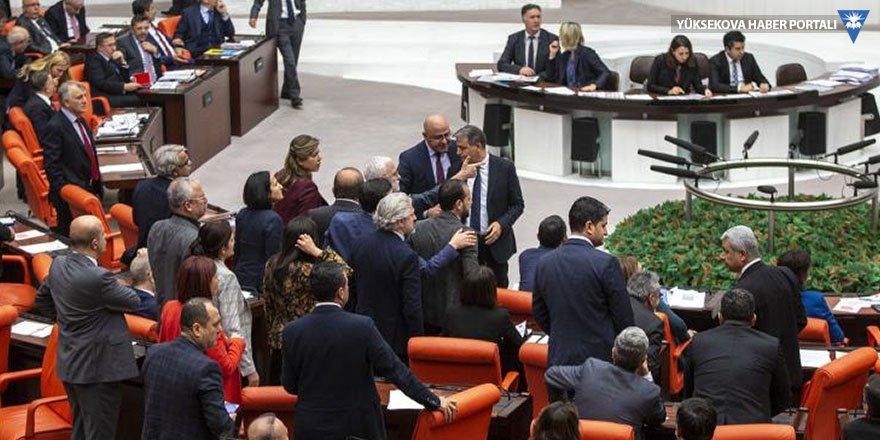 AK Parti ve HDP arasında 'işgal' tartışması
