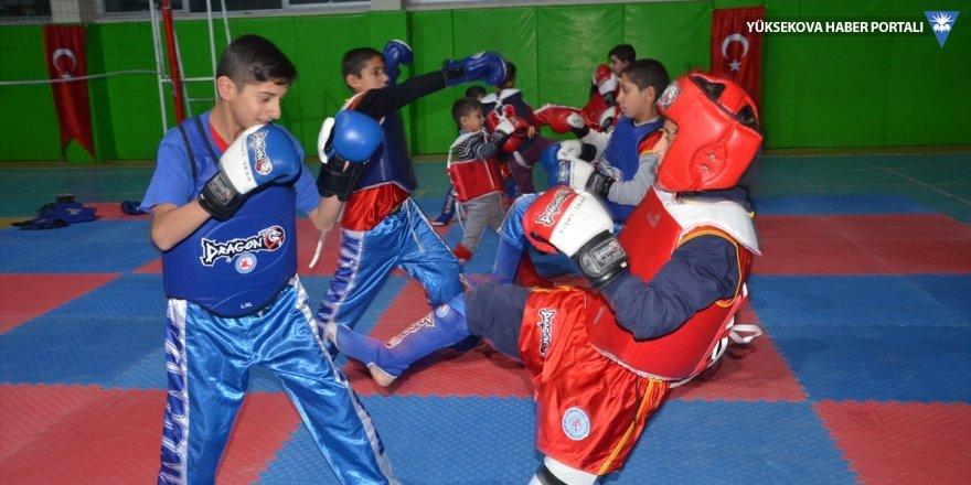 Balkan şampiyonu Yüksekovalı Birhat'ın hedefi Avrupa şampiyonası