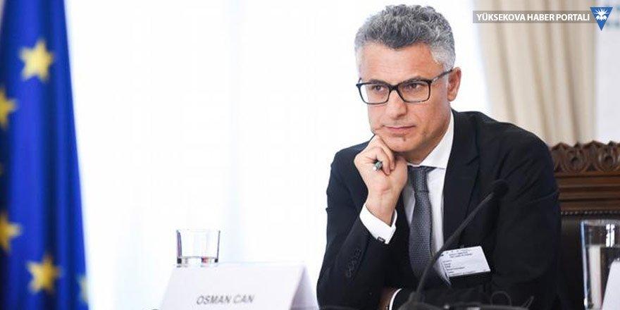 Osman Can: Kayyum atamaları anayasaya aykırı