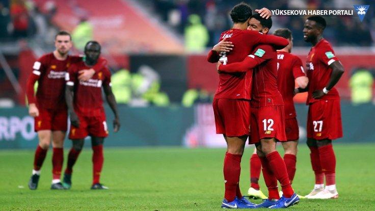Liverpool, Kulüpler Dünya Kupası şampiyonu!