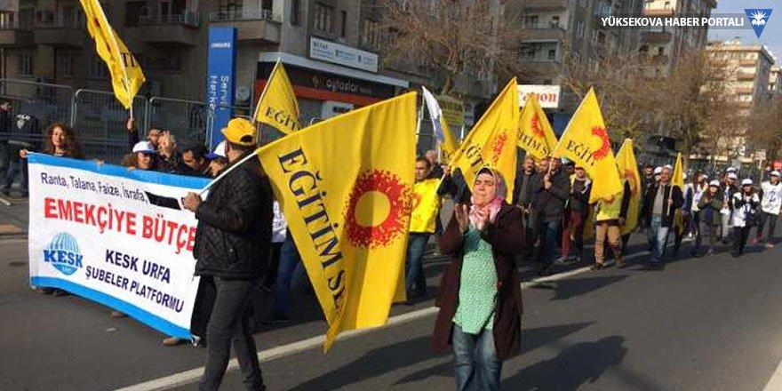 Diyarbakır'da demokrasi mitingi