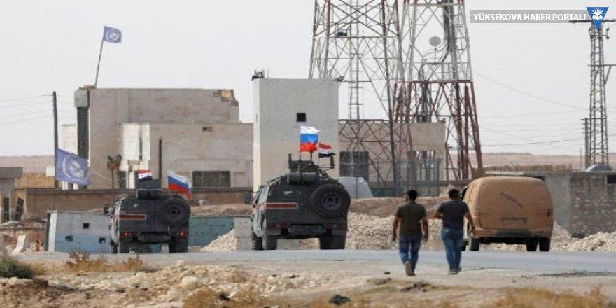 Rusya Rakka'daki kritik üssü ABD'den devraldı