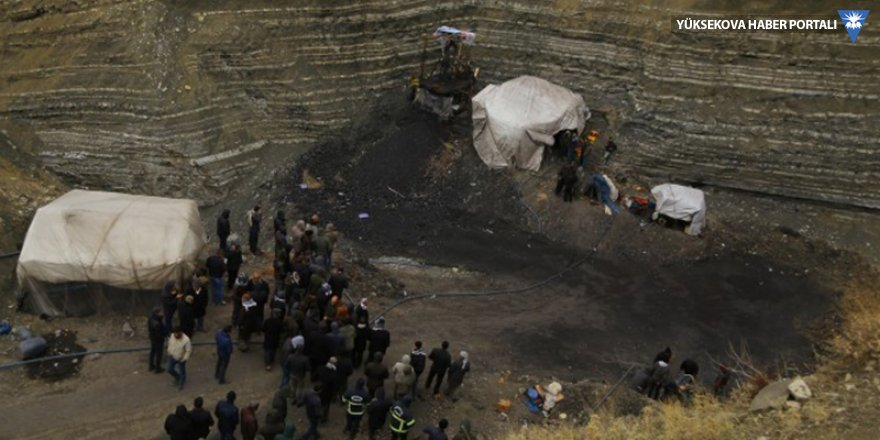 Şırnak'taki maden ocaklarında iki yılda 14 işçi öldü