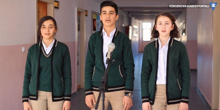 Esendere ÇPAL'den okul marşı