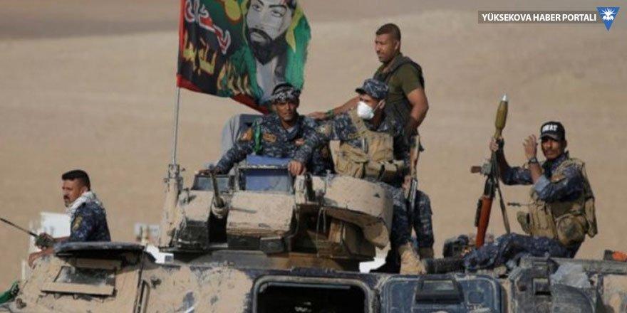 Haşdi Şabi'nin üst düzey komutanı öldürüldü