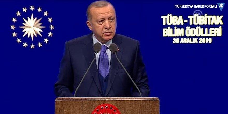 Erdoğan: Devrim'in önü kesildi, devrin kesilemeyecek
