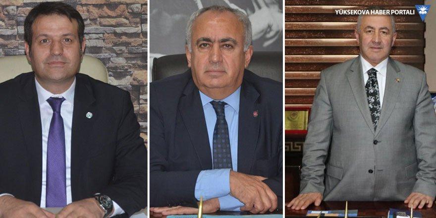 Pınar, Çoğaç ve Özcan'dan yeni yıl mesajı