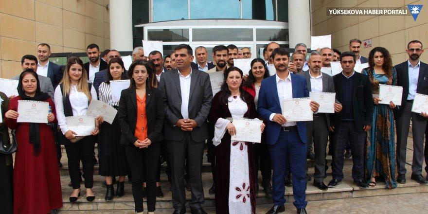 Yerine kayyum atanan belediye eşbaşkanına Erdoğan davetiyesi: Aramızda görmekten mutluluk duyarız