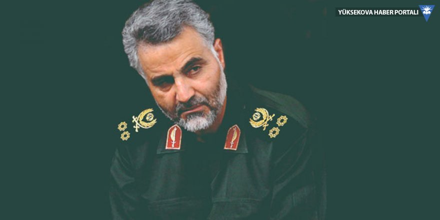 Süleymani suikastında Mossad iddiası
