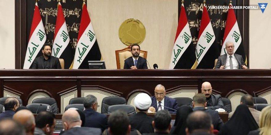 Irak meclisinden ABD kararı