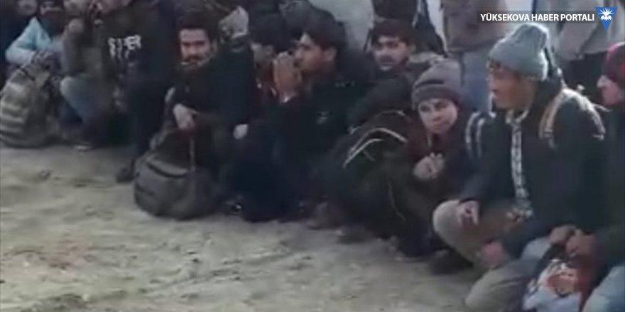 Van'da 84 göçmen yakalandı