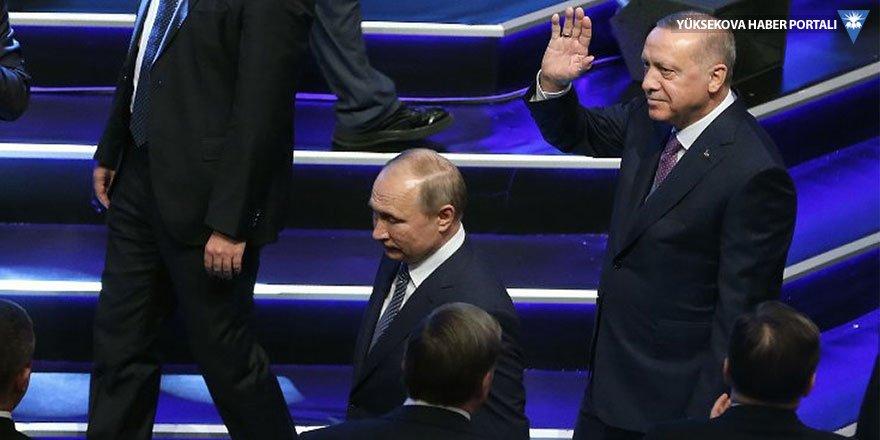 Putin ve Erdoğan'dan Libya'da ateşkes çağrısı